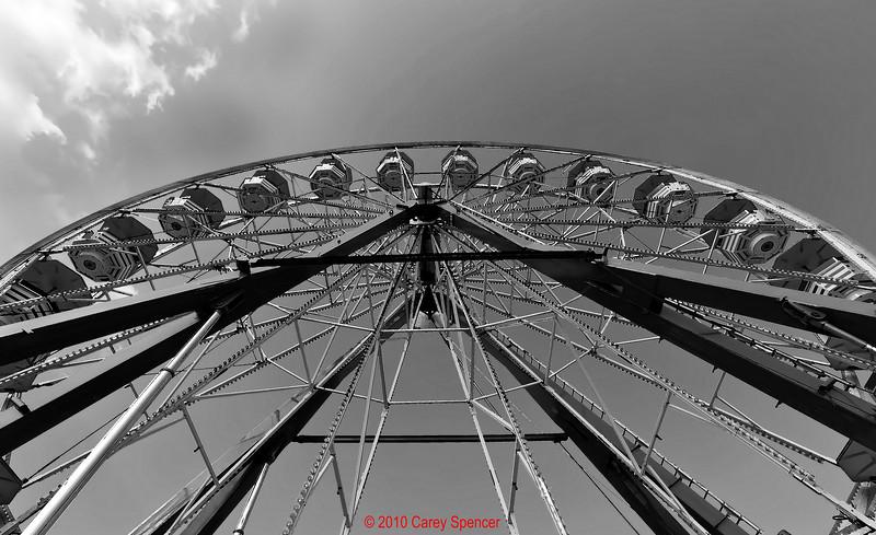 Ferris wheel Alabama State Fair Pelham