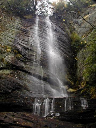 Deep Ford Falls<br /> Lake Toxaway NC
