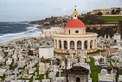 Capilla del Cementerio Santa Maria