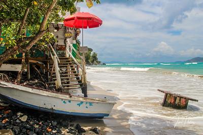 Tortola Beach Life