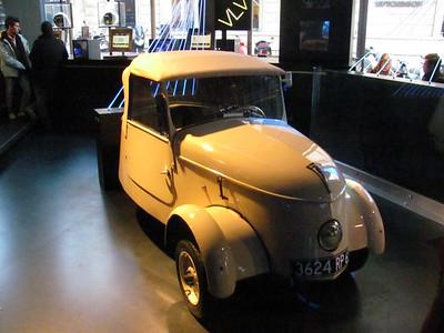 Peugeot museum.