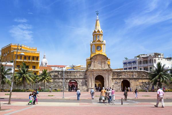 Cartagena, Colombia - July 2012