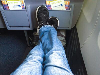 Leg Room!