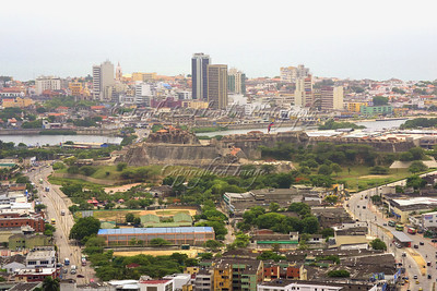 San Felipe and the Old City of Cartagena