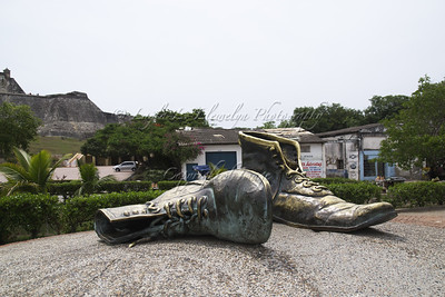 Monument of the Boots