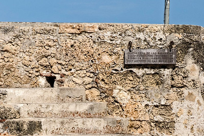 Part of wall that surrounded the old city