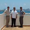 Bill Spain, Charles Rodriguez, Joe Gerbino