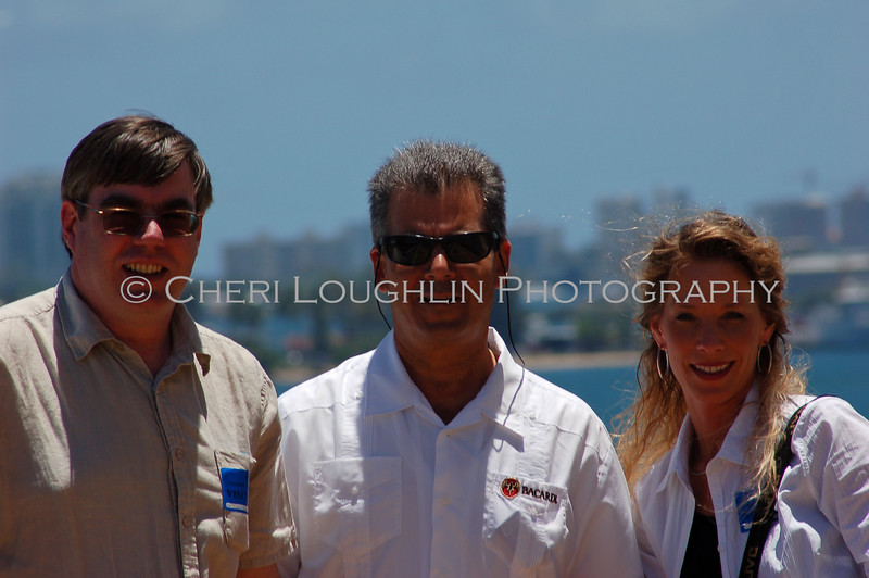 Bill Spain, Charles Rodriguez, Cheri Loughlin - The Intoxicologist