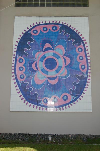 Casa Bacardi - Tiled Art 3