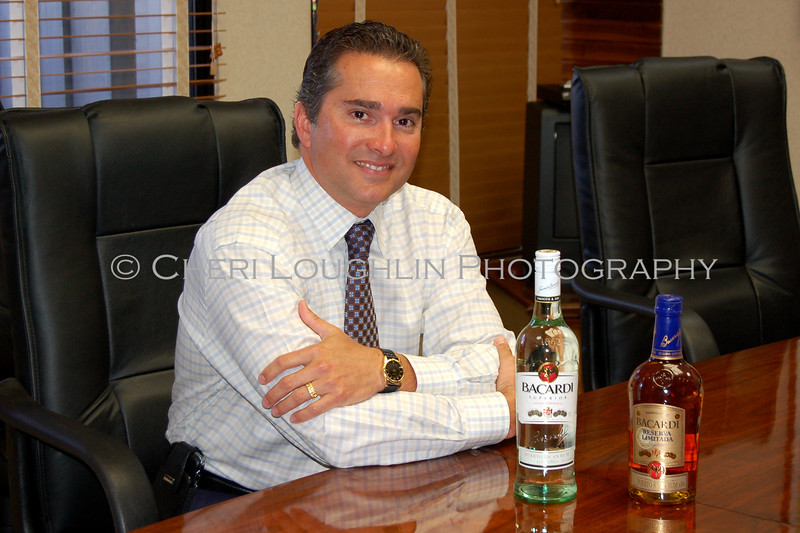 Joaquin E  Bacardi, III - President & Chief Executive Officer