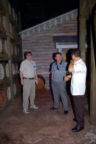 Bill Spain, Joe Gerbino, Charles Rodriguez