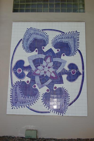 Casa Bacardi - Tiled Art 2