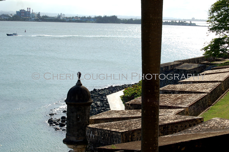 Bacardi across the water