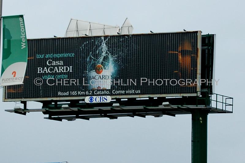 Casa Bacardi Billboard