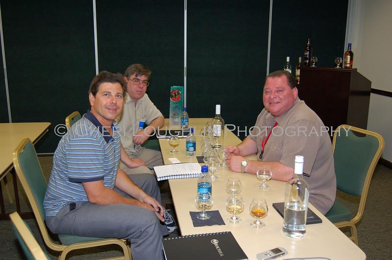 Joe Gerbino, Bill Spain and Will Ramos