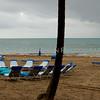 Beautiful Rainy Beach