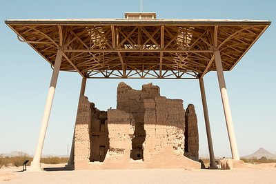 2016-09-24  Casa Grande National Monument, Casa Grande, Arizona