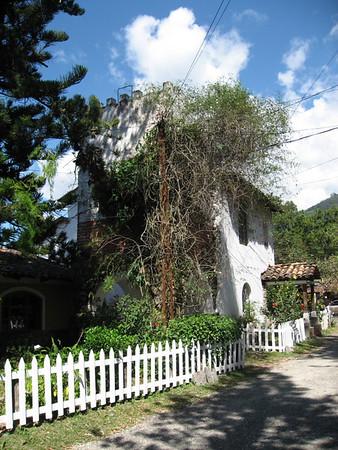 casa de Don Salvador