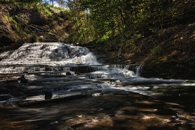 Cascadilla and Buttermilk Falls