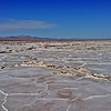 Salt flats near Amboy, California