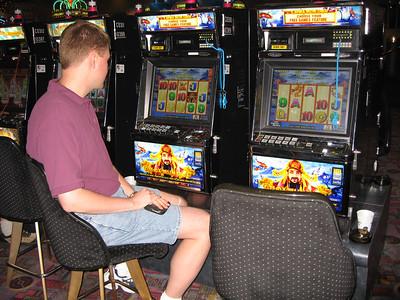 Eric's Jackpot at Mystic Lake Casino, MN