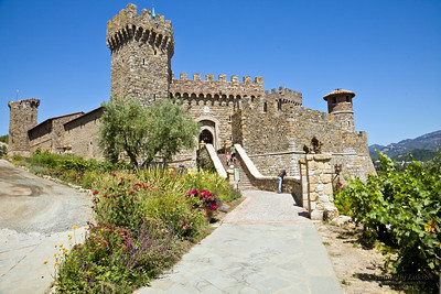 Castello di Amorosa Winery
