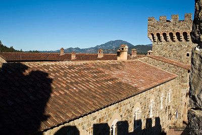 Castello di Amorosa Winery and Castle