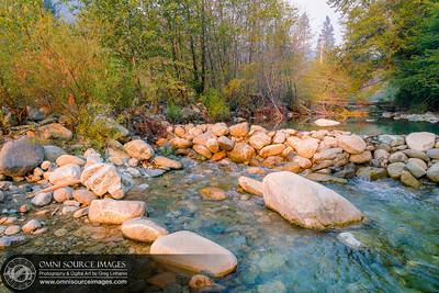 Castle Creek Swimming Hole - Castle Crags, CA