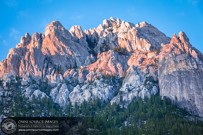 Castle Crags - Shasta Trinity National Forest