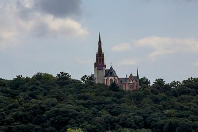 Castles on the Rhine Uniworld 2014