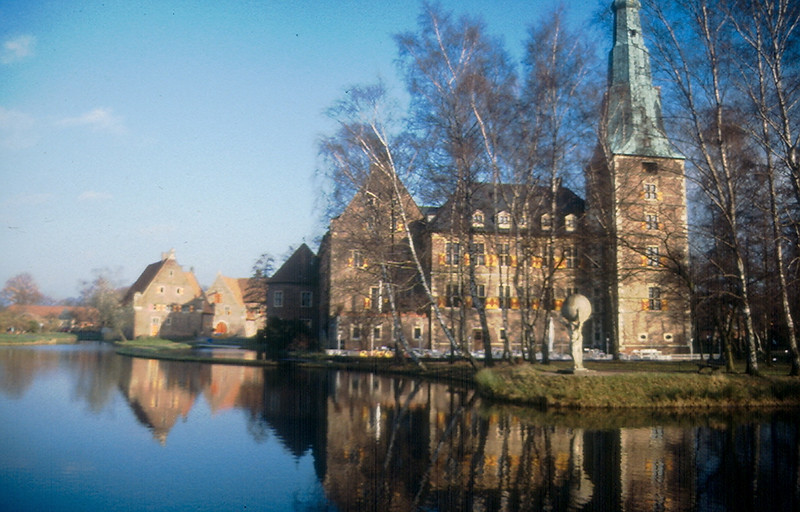Schloss Rasfield, Germany