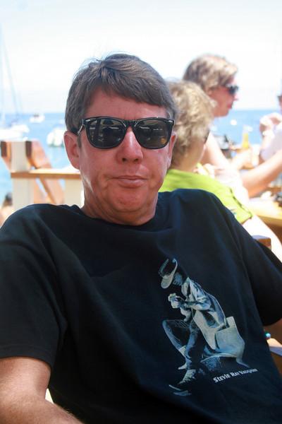 Steve, again, at Descanso Beach Club