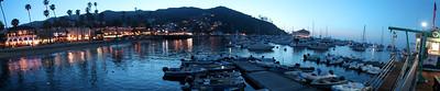 Catalina Night Panorama