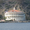 The Casino Ballroom in the Catalina Island off the coast of Southern California.