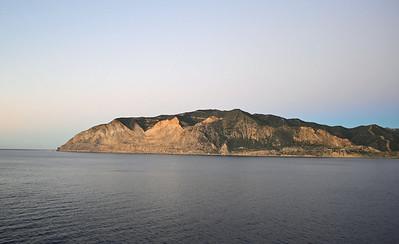Day 2 sailing to Anchorage at Catalina Island