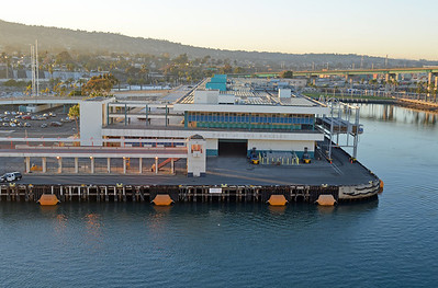 LA Cruise Terminal