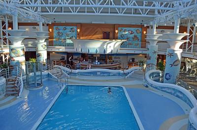 Pool Deck on Sapphire