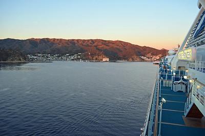 Avalon Harbor Arriving