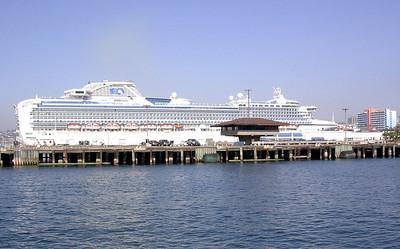 She sailed into San Diego Bay 4 years ago