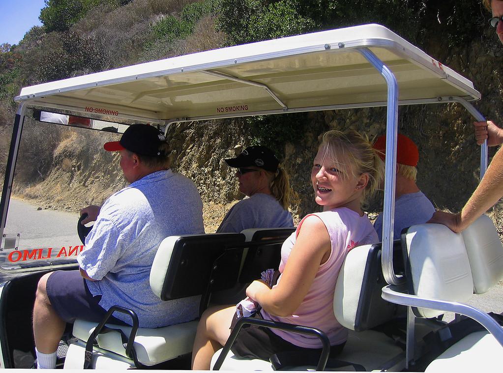Catalina McCleary Family Rides B