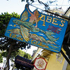 Abe's liquor store. Later in the year they actually have flying fish tours where they attract them with bright lights at night.