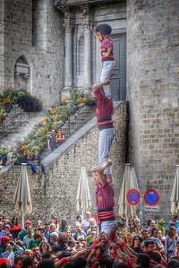 Tower in Girona