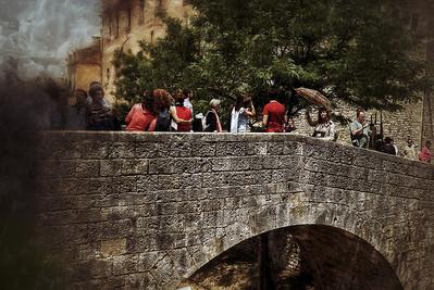 Roman Bridge Girona
