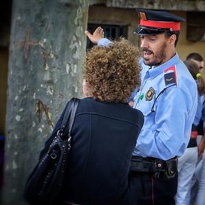 Police Office in Girona