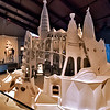 Model for (what I think) is the Church of Colonia Güell.