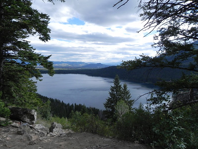 Phelps Lake overlook