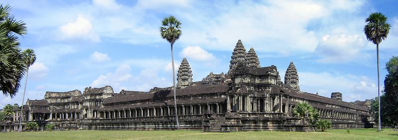 Angkor Wat Siem Reap Cambodia - Dec 2005