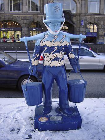 Mein Lieber Schwan! Hamburg Germany - 29 Jan 2006