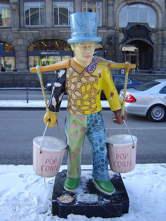 Pop Corn Hamburg Germany - 29 Jan 2006