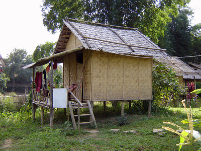 Accommodation Ven Viang Laos - 4 Dec 2005